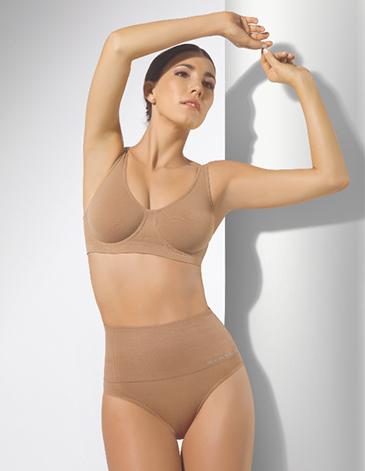 Bombacha cintura modelante-Vedettina T S AL L - colores surtidos ARETHA