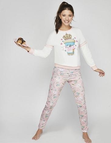 Pijama dama TS/XL PINK