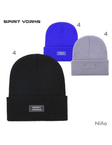 Gorro Niño Pack de 3 Surtido S. Yorks