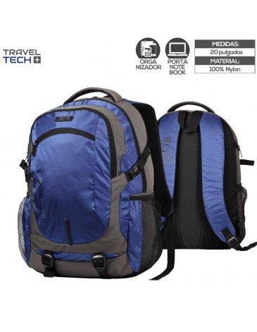 Mochila Porta Notebook TRAVEL TECH
