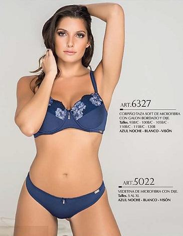Corpiño taza soft T100/120 LODY PERFECT