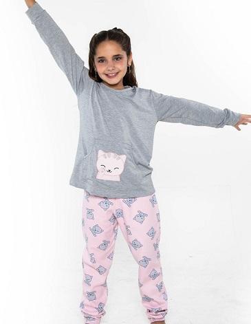 Pijama nena T10/14 BIANCA SECRETA