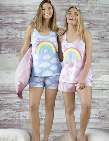 Catálogo Online Pijama viscosa TS/XL