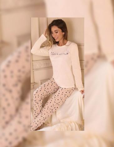 Catálogo Online Pijama dama TS/XXXL
