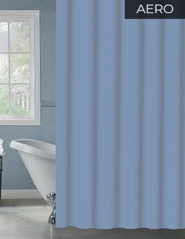 Cortina plastica 180 x 180 + Antideslizante ALCOYANA