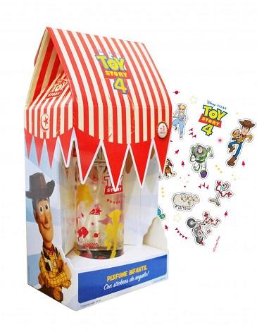 Perfume Feria x 50 ML, Con Stickers de Regalo, Toy Story DISNEY