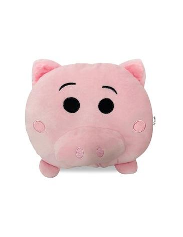 Almohadon plush con forma TSUM TSUM PIG PIÑATA