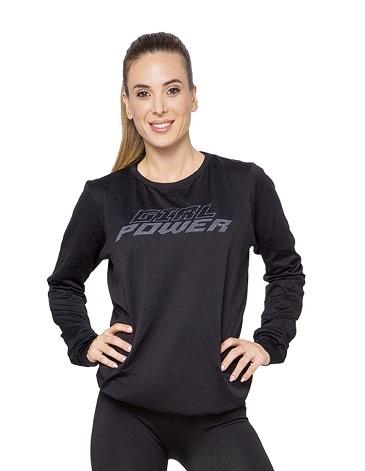 Buzo Girl Power s/costura T1/4 COCOT